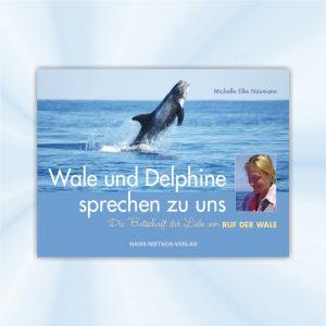 Buchcover Wale und Delphine sprechen zu uns